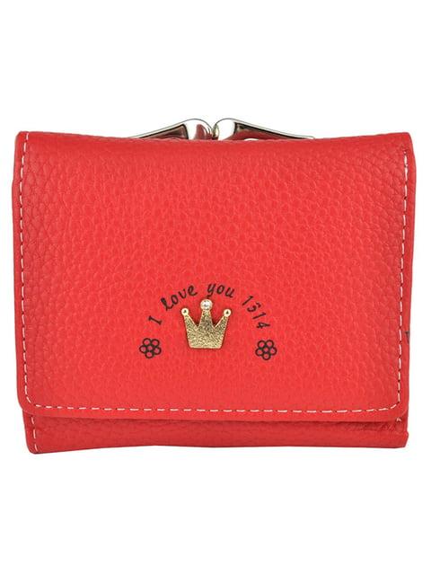 Гаманець червоний Luvete 5219635