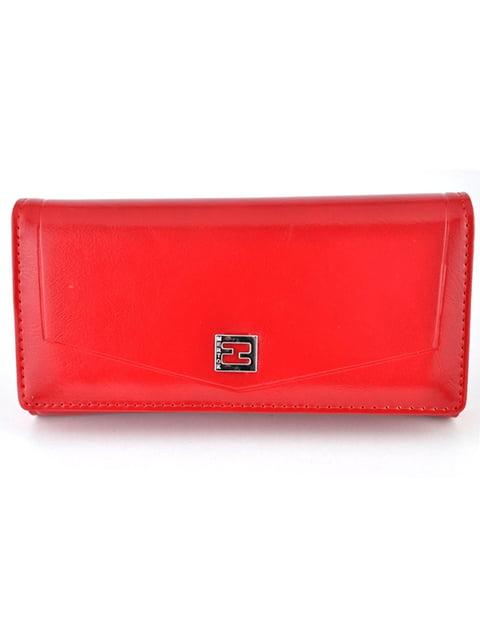 Гаманець червоний Luvete 5219659