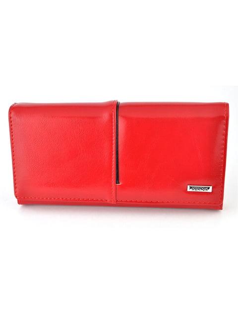 Гаманець червоний Luvete 5219660
