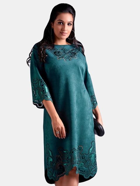 Платье бирюзовое LibeAmore 5219804