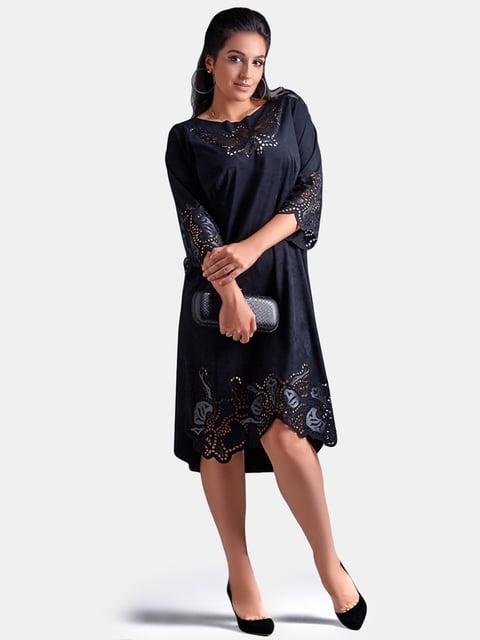 Платье черное LibeAmore 5219805