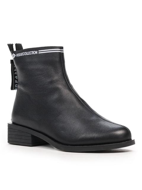 Ботинки черные Blizzarini 4874829