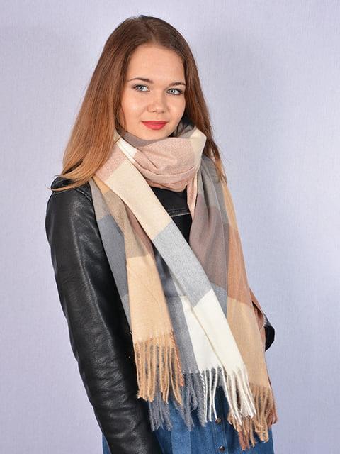 Палантин різнокольоровий Fashion Look 5209541