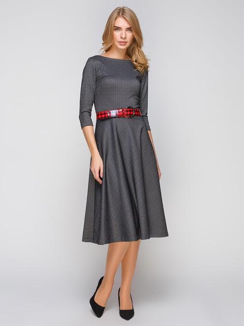 Платье графитового цвета Jet 5221101
