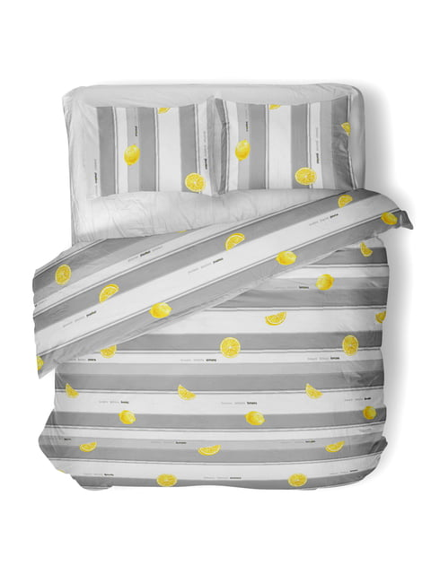 Комплект постільної білизни двоспальний Biltex 5180946