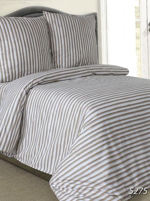 Комплект постільної білизни двоспальний (євро) Biltex 5180896