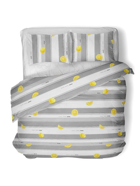 Комплект постільної білизни полуторний Biltex 5180944