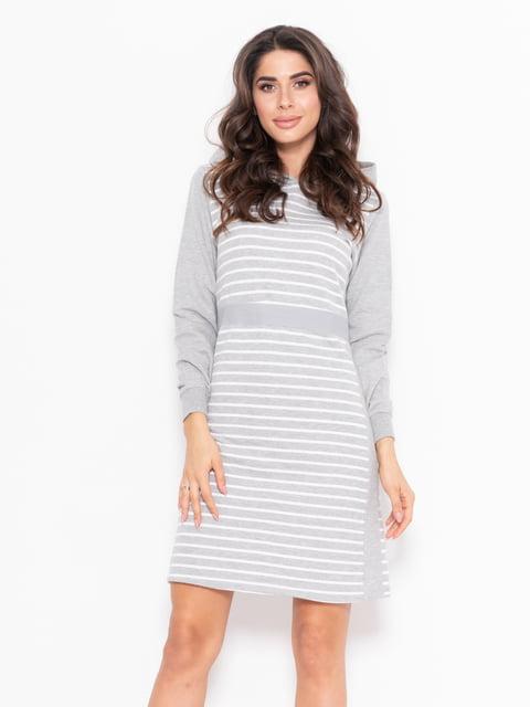 Платье серое Magnet 5222268
