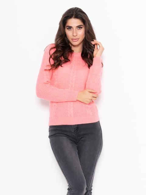 Джемпер розовый Magnet 5222387