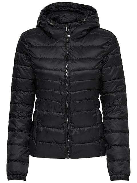 Куртка чорна Only 5200824