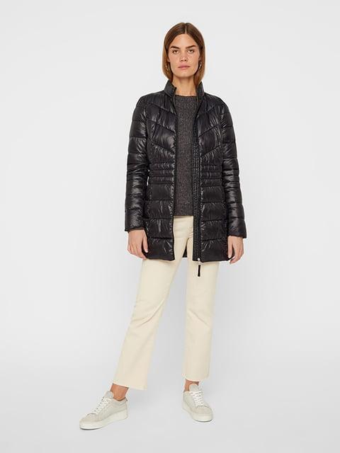 Куртка чорна Vero Moda 5213414