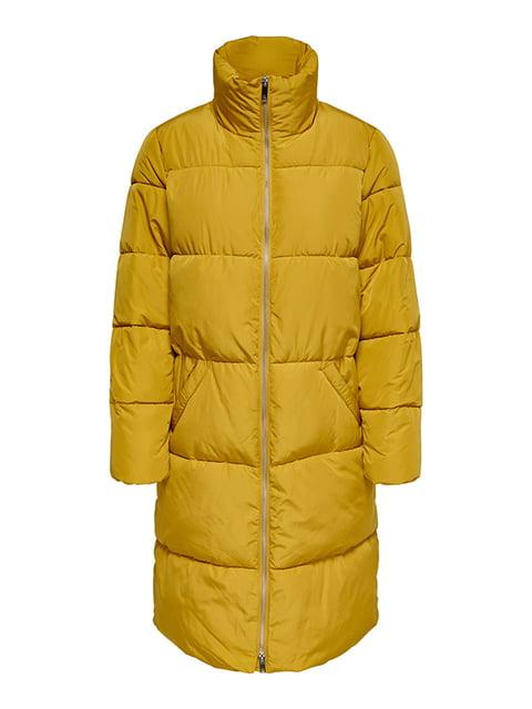 Куртка гірчичного кольору Only 5200849