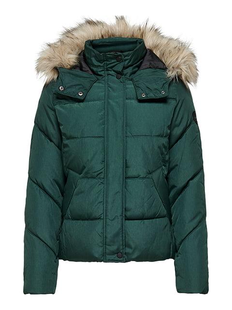 Куртка зелена Only 5200856