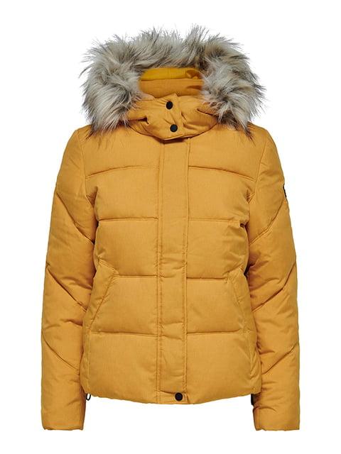 Куртка жовта Only 5200855