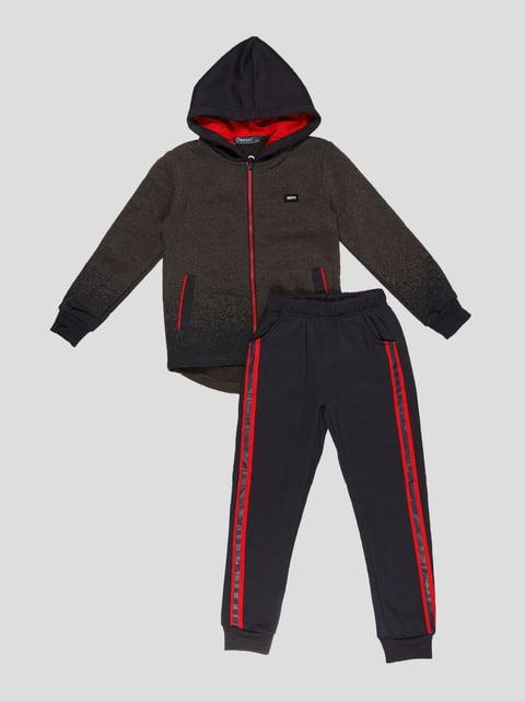 Костюм утеплённый: толстовка и брюки Grace 5219098