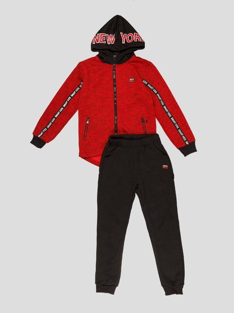 Костюм утеплённый: толстовка и брюки Grace 5219100
