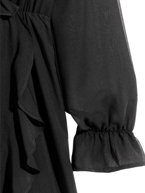 Платье черное H&M 5223797