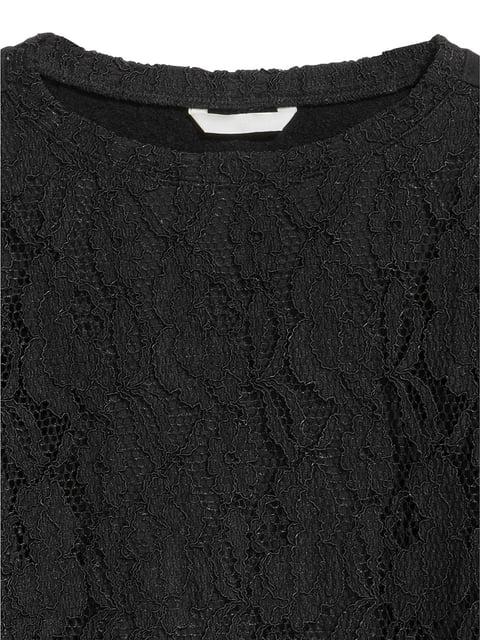 Топ черный H&M 5223911