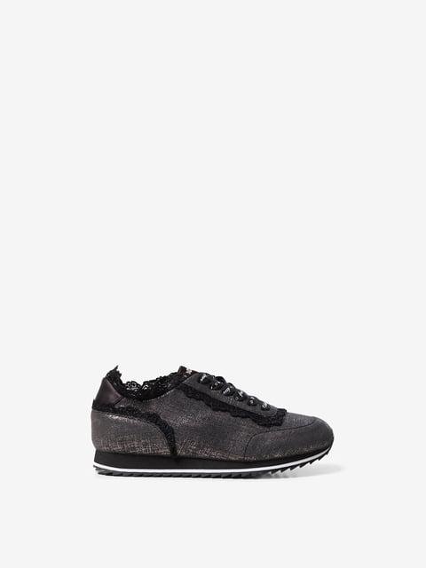 Кросівки чорні Desigual 5203098