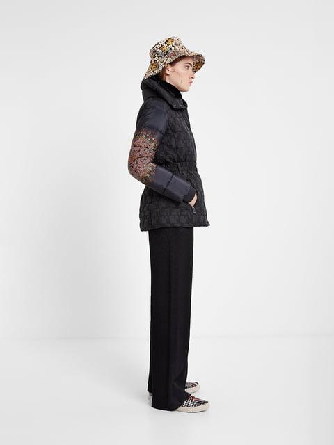 Куртка чорна Desigual 5203104