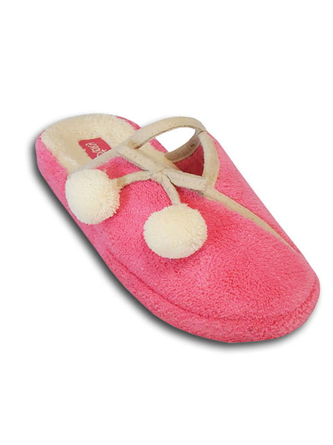 Тапочки розовые Home Story 5225324