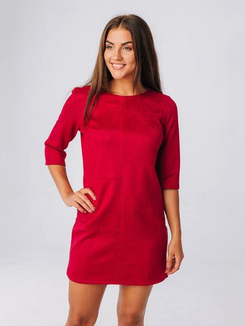 Платье красное VSV 5225850
