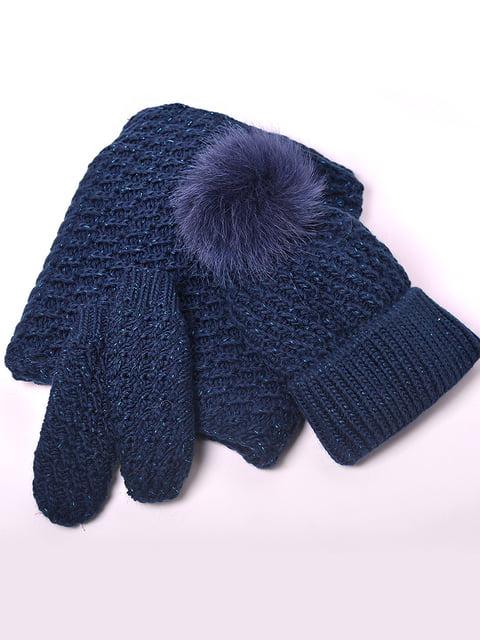 Комплект: шапка, хомут і рукавички Monleo 5227680