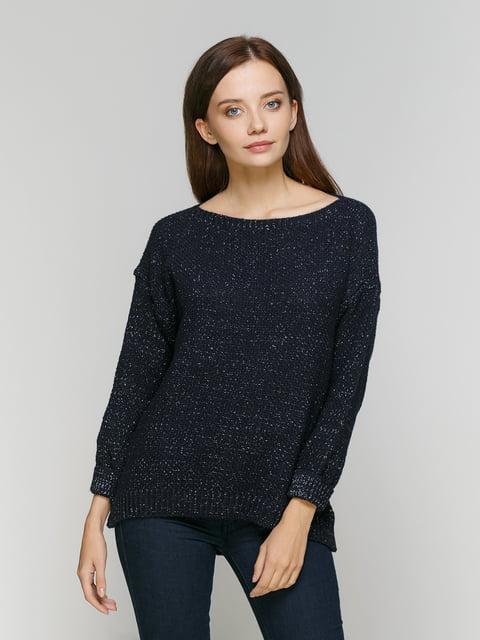 Джемпер темно-синій Violette 2771695