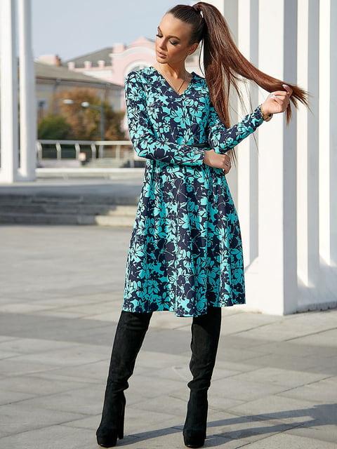 Платье с цветочным принтом Seventeen 5228422