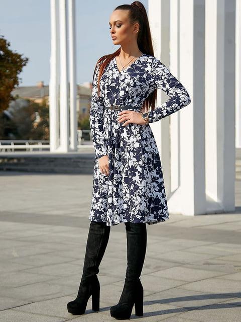 Платье с цветочным принтом Seventeen 5228424