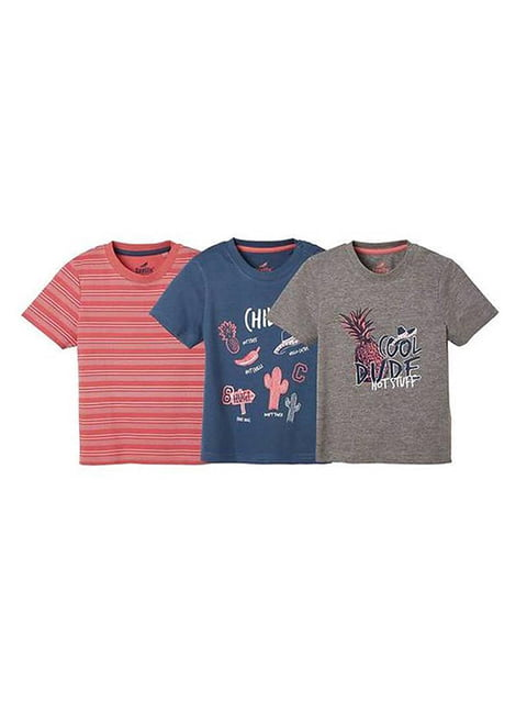 Набор футболок (3 шт.) Lupilu 5229077