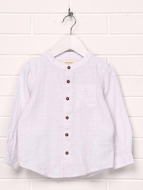 Рубашка белая Lupilu 5229279