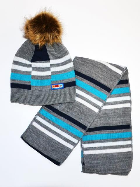 Комплект: шапка и шарф Kraft 5231131