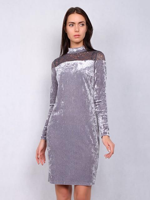 Сукня сіра Lesya 4836837