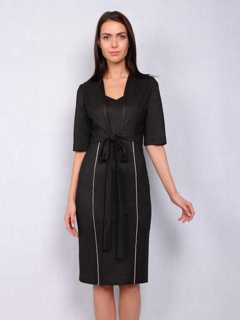 Сукня чорна Lesya 4836851