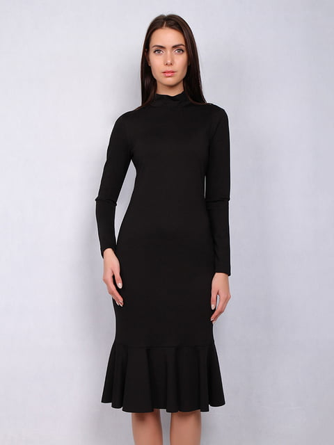 Сукня чорна Lesya 4836857