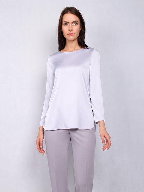 Блуза серая Lesya 5109699