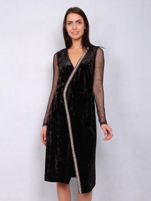 Сукня чорна Lesya 5109757