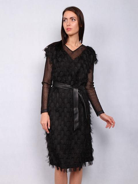 Платье черное Lesya 5109794