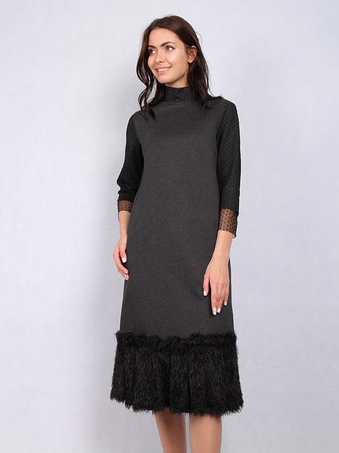 Платье черное Lesya 5109852