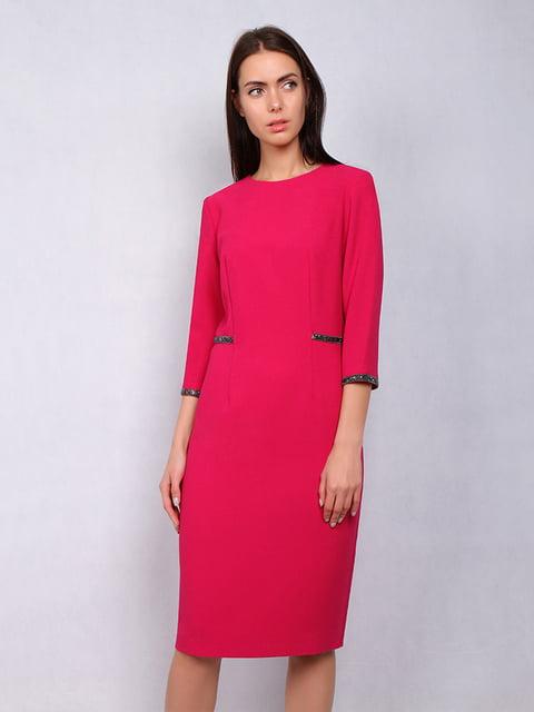 Сукня малинова Lesya 5125128