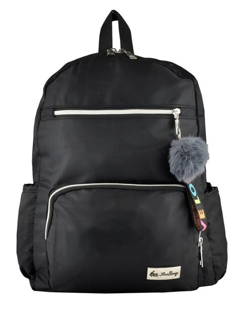 Рюкзак чорний Luvete 5231302