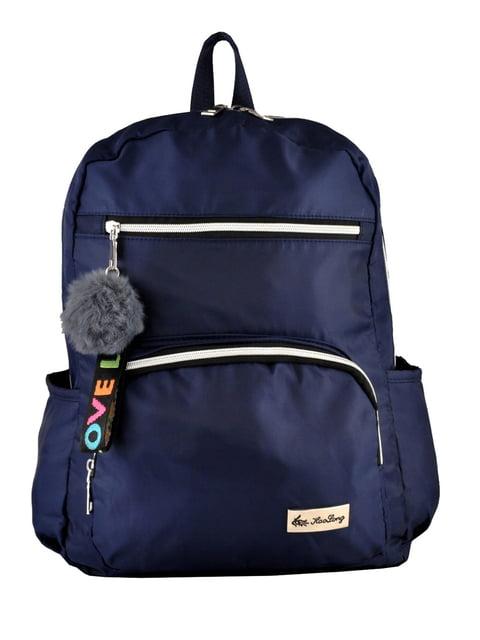 Рюкзак синій Luvete 5231304