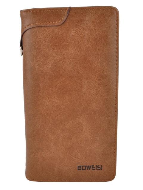 Гаманець-портмоне коричневий Luvete 5231323