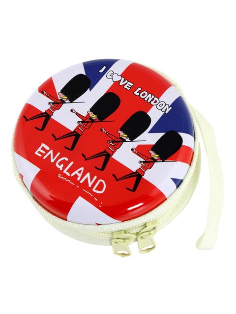 """Чохол металічний для навушників """"England"""" Traum 5232017"""
