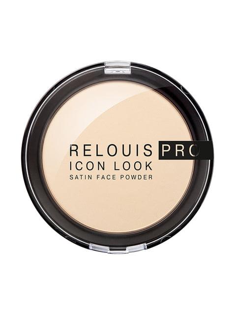 Пудра компактна Relouis Pro Icon Look RELOUIS 4932814