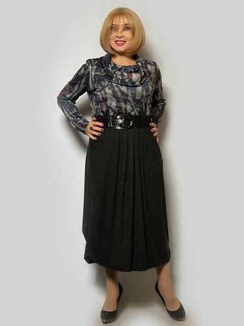 Платье серое LibeAmore 5232390