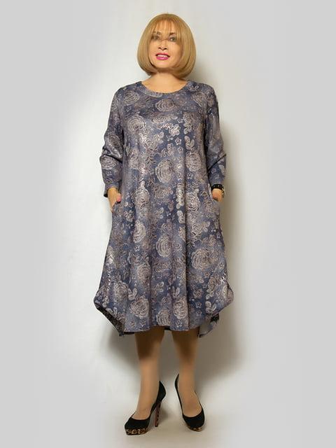 Платье сиреневое LibeAmore 5232397