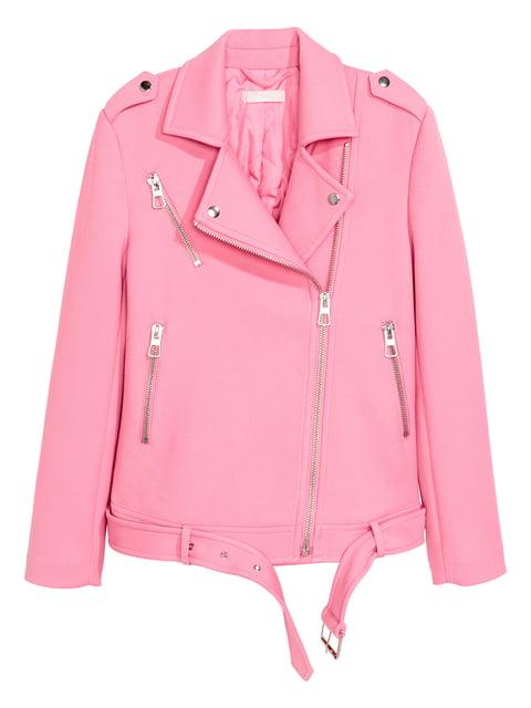 Куртка розовая H&M 5233054