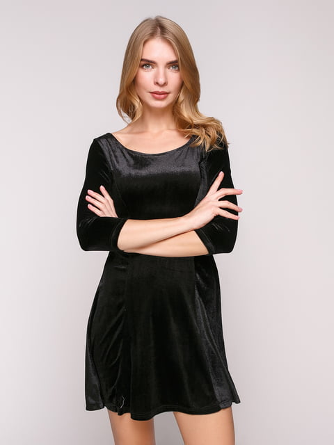Сукня чорна Cool&Sexy 3898676
